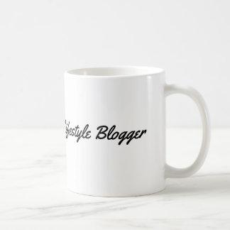 ライフスタイルのブロガーのマグ コーヒーマグカップ