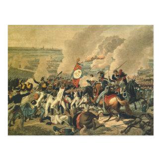 ライプチヒの戦い ポストカード