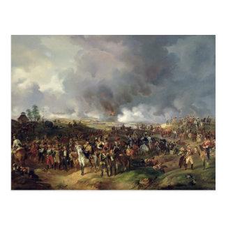 ライプチヒ1813年の国家の戦い ポストカード