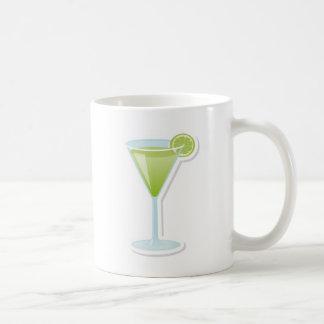 ライムのカクテル コーヒーマグカップ