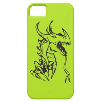 ライムのドラゴン iPhone SE/5/5s ケース