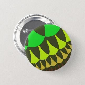 ライムはボタンをはかりで測ました 缶バッジ