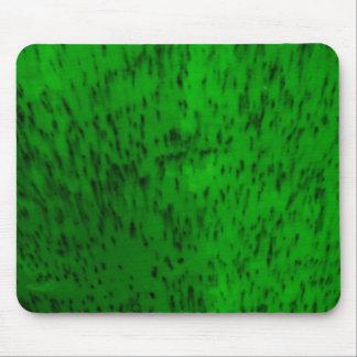 ライムグリーンの土器 マウスパッド