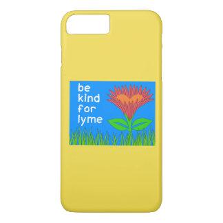 ライム病の認識度- Iphoneカバー- iPhone 8 Plus/7 Plusケース