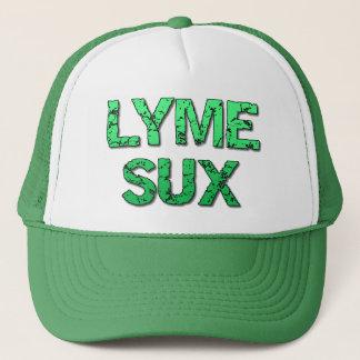 ライム病のSuxの野球帽 キャップ