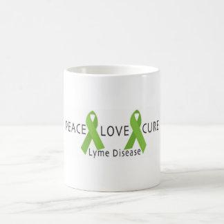 ライム病 コーヒーマグカップ