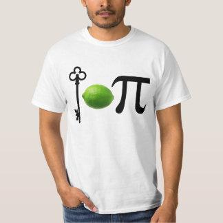 ライムPi Tシャツ