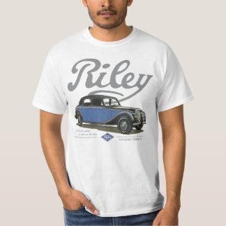 ライリークラシックな車のTシャツ Tシャツ