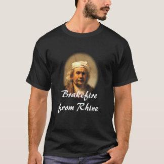 ラインからのBrakefire Tシャツ