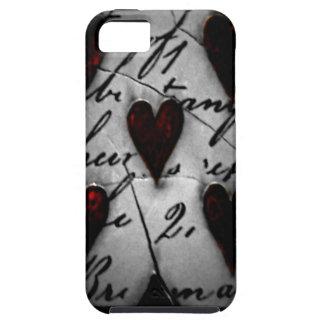 ラインの愛 iPhone 5 カバー