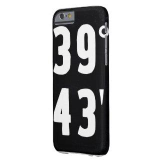 ライン BARELY THERE iPhone 6 ケース