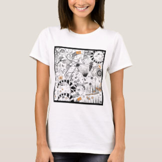 ライン Tシャツ