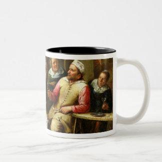ラウンジのバー1657年 ツートーンマグカップ