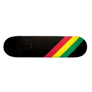 ラオス人のCheのスケートのラスタのデッキ スケートボードデッキ
