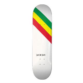 ラオス人のCheのスケートの自然なラスタのデッキ 21.6cm オールドスクールスケートボードデッキ