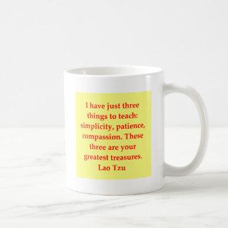 ラオス人のTzuの素晴らしい引用文 コーヒーマグカップ