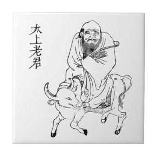 ラオス人のTzu明王朝の中国のな絵画 タイル