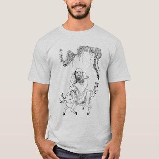 ラオス人のTzu明王朝の中国のな絵画 Tシャツ
