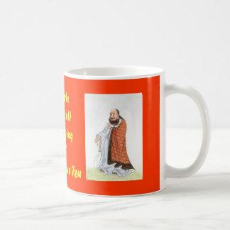 ラオス語Tzu 4 コーヒーマグカップ