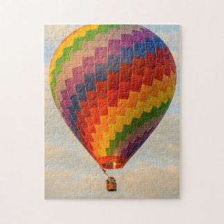 ラオス、Vang Vieng。 熱気の気球 ジグソーパズル