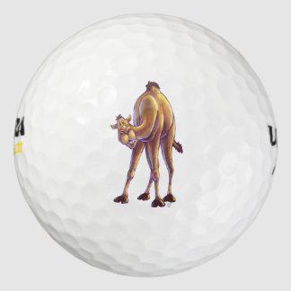 ラクダのギフト及び付属品 ゴルフボール