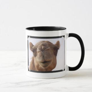 ラクダのコーヒー・マグ マグカップ