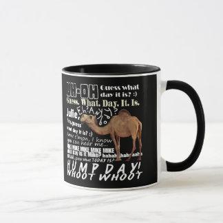 ラクダの推測どんな日 マグカップ