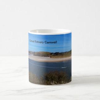 ラクダの河口コーンウォール コーヒーマグカップ