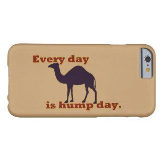 ラクダは毎日こぶ日です BARELY THERE iPhone 6 ケース