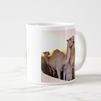 ラクダ愛コーヒー・マグ ジャンボコーヒーマグカップ