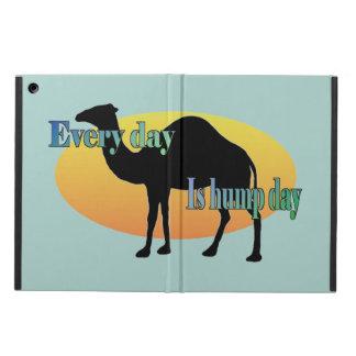 ラクダ-こぶ日は毎日あります iPad AIRケース