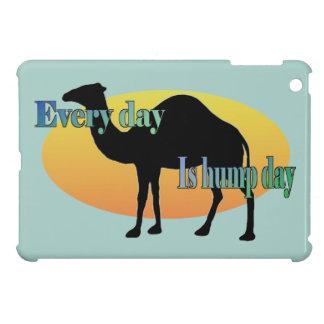 ラクダ-こぶ日は毎日あります iPad MINI CASE