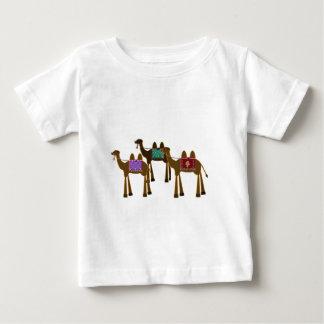 ラクダ ベビーTシャツ