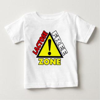 ラクトーゼの自由地帯(自由な酪農場) ベビーTシャツ