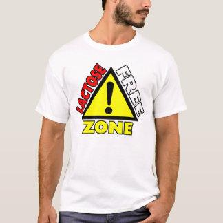 ラクトーゼの自由地帯(自由な酪農場) Tシャツ