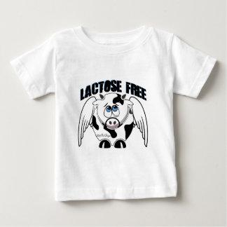 ラクトーゼは牛を放します ベビーTシャツ