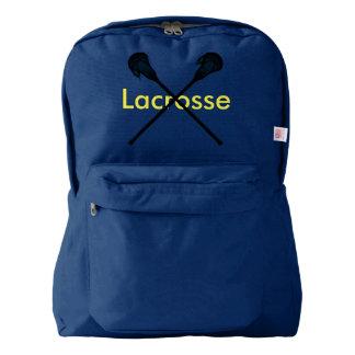 ラクロスのバッグ AMERICAN APPAREL™バックパック