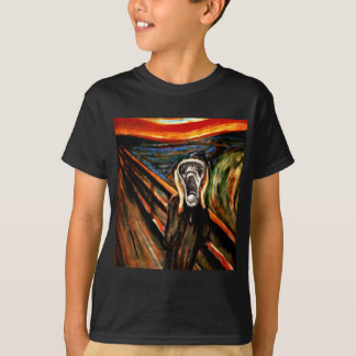 ラクロスの叫び Tシャツ