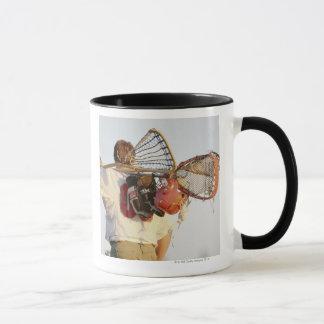 ラクロス装置 マグカップ