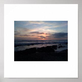 ラグナのビーチ ポスター