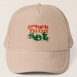 ラグビーの帽子(縛りは置かれる身をかがめります) キャップ