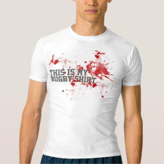 ラグビーの血 Tシャツ