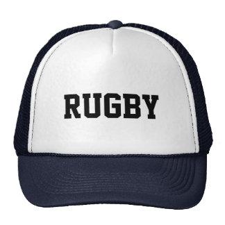 ラグビー トラッカー帽子