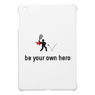 ラケットボールの英雄 iPad MINIケース