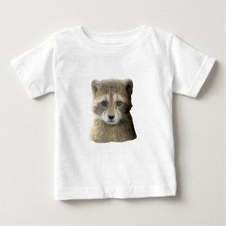 ラケット-幼児Tシャツ ベビーTシャツ
