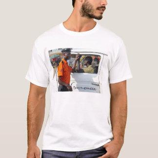 ラゴスの交通監視員及びDanfoの運転者(同業組合) Tシャツ