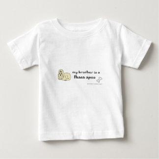 ラサのapso -多くは繁殖します ベビーTシャツ