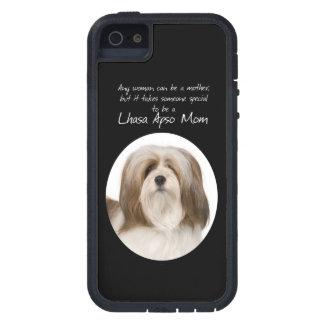 ラサApsoのお母さんのSmartphoneの例 iPhone SE/5/5s ケース