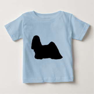 ラサApsoのギア ベビーTシャツ