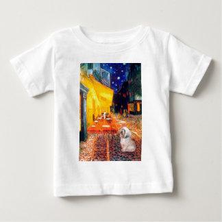 ラサApso 10 -台地のカフェ ベビーTシャツ